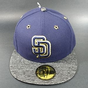 San Diego Padres 59 Fifty Hat